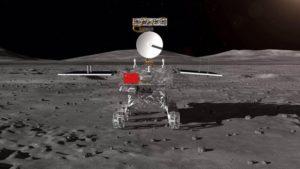 Chinese maanlanding