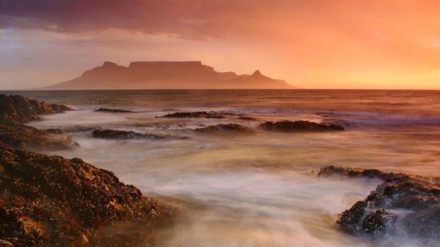 Weg met Doorbraak naar Zuid-Afrika