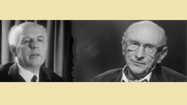 Jos Van Eynde en François Perin