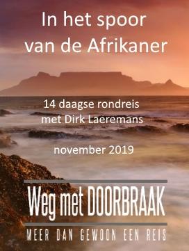 Weg met Doorbraak - Zuid Afrika