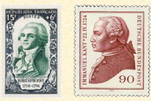 Maximilien en Immanuel