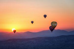 Win een reis met een luchtballon
