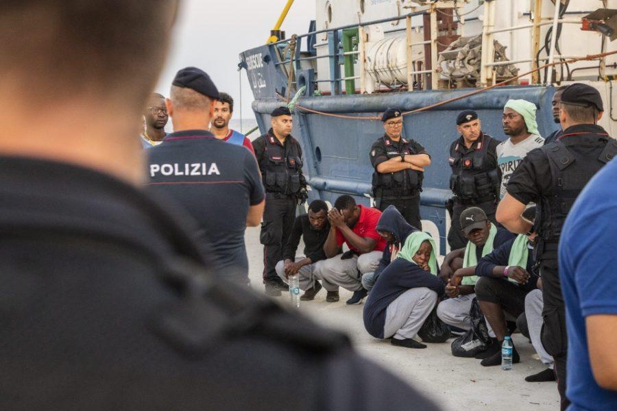 Europees migratiebeleid
