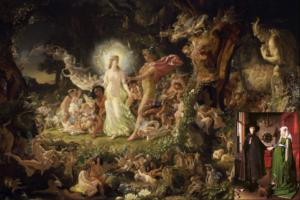 Fairy Queen en Arnolfini