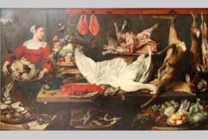 In Cambridge ging het om een ander schilderij van Snijders