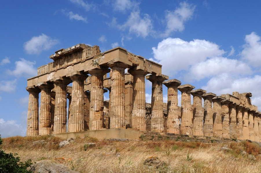 doorbraak reis sicilië