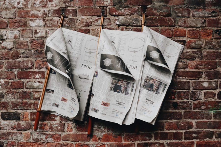 mei 2021 in de kranten