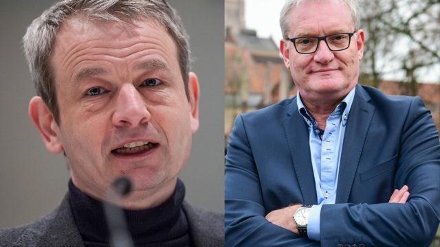 Bart Maddens en Pol Van Den Driessche
