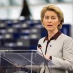 Ursula von der Leyen op de EU-top