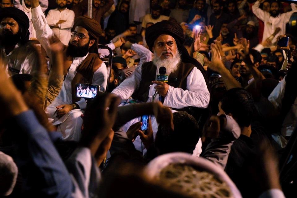 blasfemie Pakistan TLP blasefemiewet
