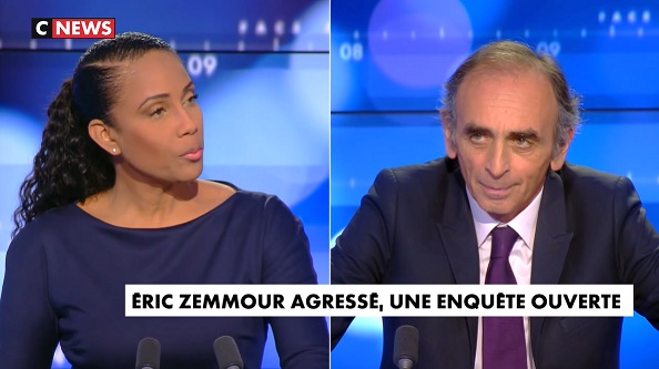 Christine Kelly -- Éric Zemmour