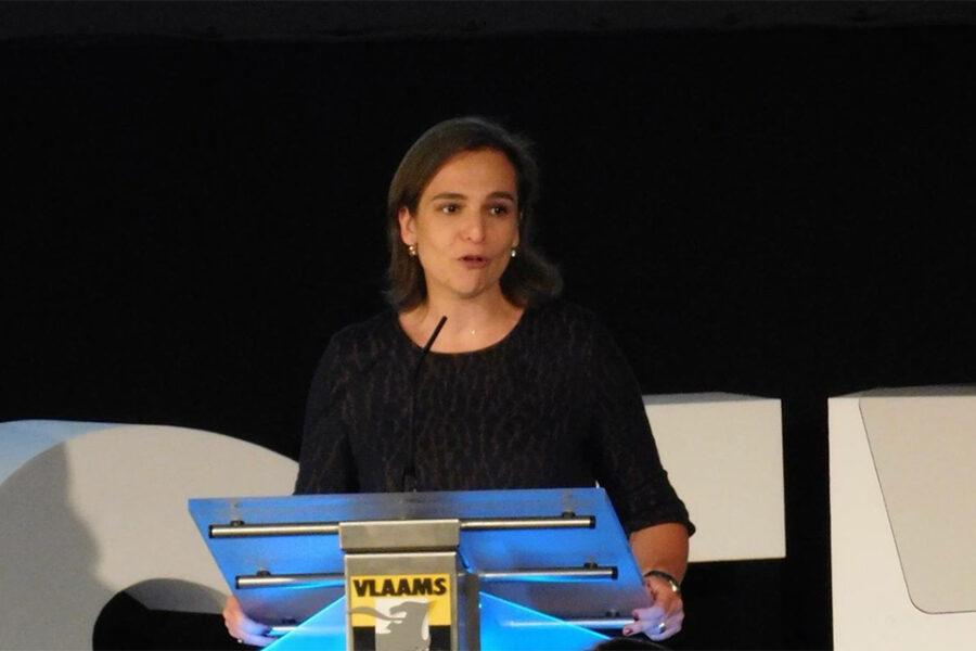 Barbara Pas, fractieleidster Vlaams Belang