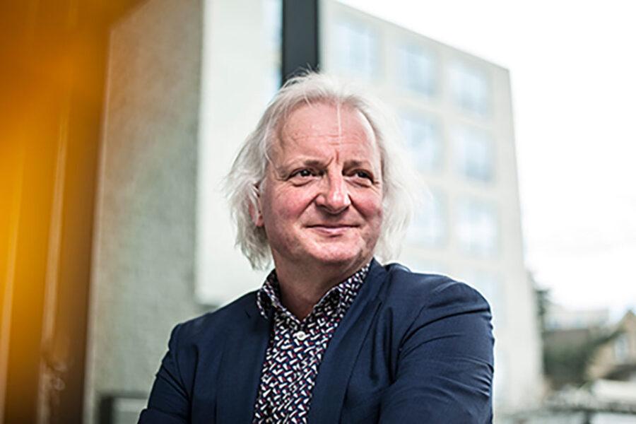 Jan Denys, socioloog en arbeidsexpert bij randstad