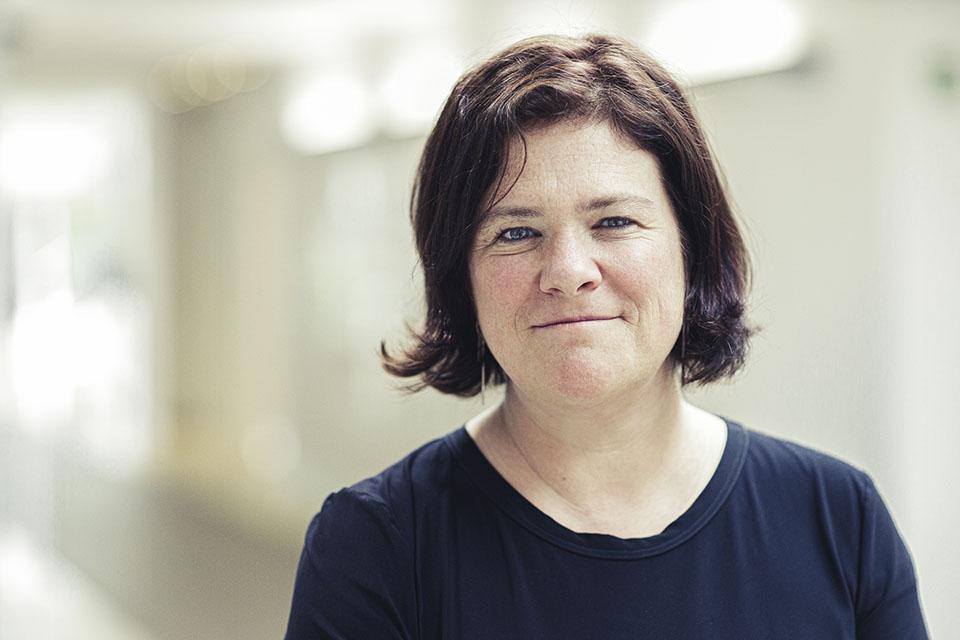Margot Cloet, CEO van Zorgnet-Icuro