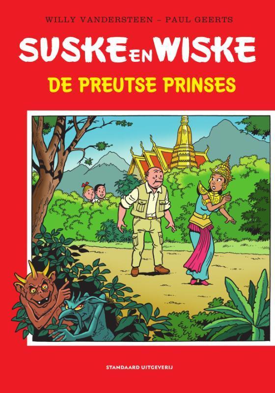 Hommage: De Preutse Prinses