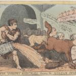 Hercules ruimt de Augiasstal