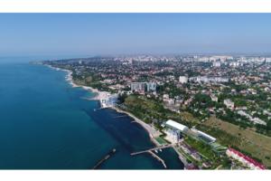 Odessa, stad van Isaak Babel, maar ook van Alexandr Poesjkin en Konstantin Paustofski.