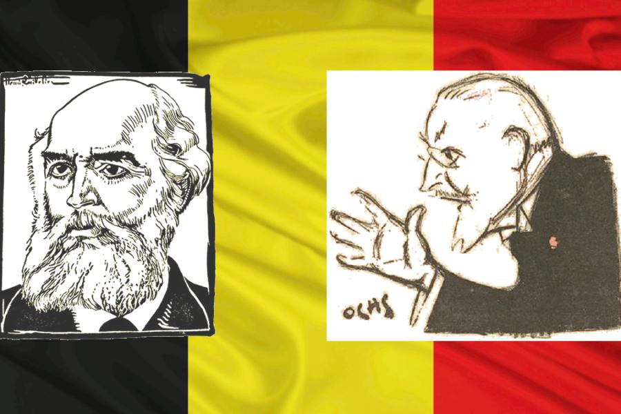 Godefroid Kurth en Henri Pirenne
