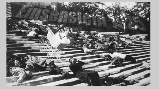 De trappen in Odessa