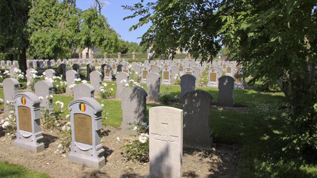 Militaire begraafplaats Westvleteren