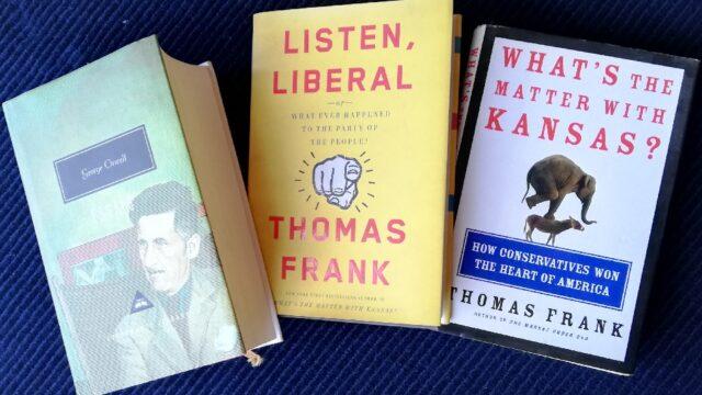 Aanbevolen linkse auteurs voor linkse 'opiniemakers'