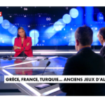 Griekenland, Frankrijk en Turkije... en de VS
