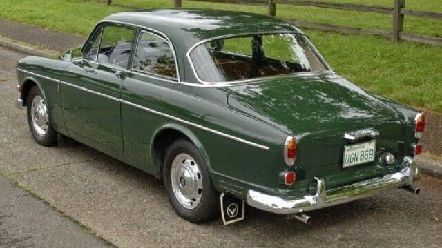 Volvo Amazone