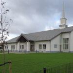 nieuw kerkgebouw mormonen gent