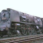 Een Belgische locomotief
