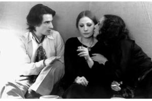 La maman et la putain ; Jean-Pierre Leaud, Francoise Lebrun et Bernadette Lafont