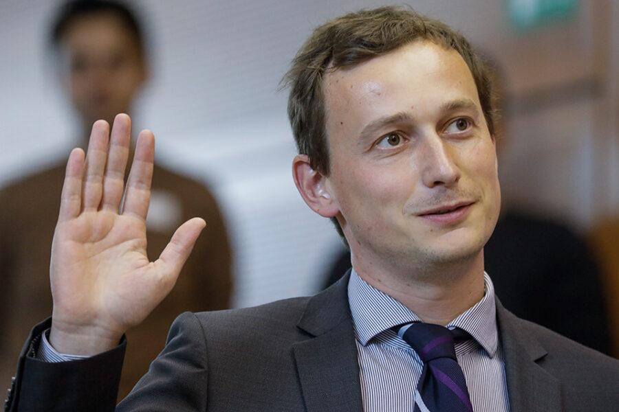 Mathias Vanden Borre benoemt de problemen in Brussel