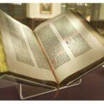 Gutenberg Bijbel