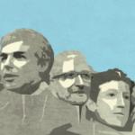 Vier goede herders, al had Jack Dorsey ook een plekje verdiend