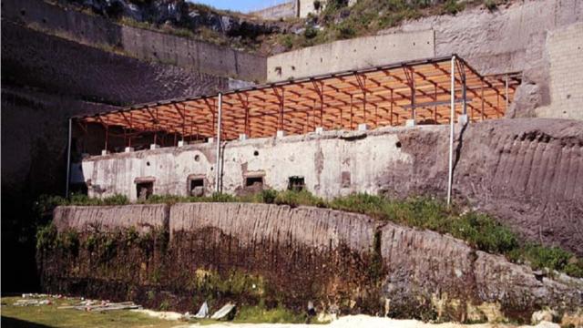 Villa van de papyrusrollen