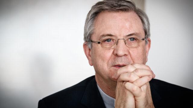 Bisschop Johan Bonny