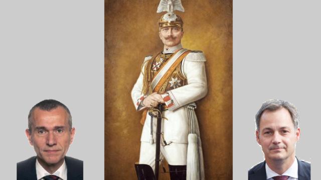 De Keizer heeft volgelingen