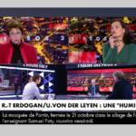 De Fransen beoordelen een Belgisch boertje