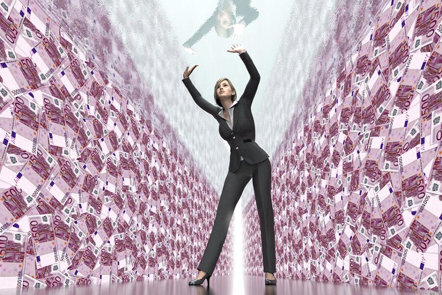 feminisme glazen plafond