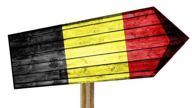 België met vier