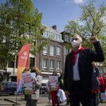 PVDA jaagt de socialisten op