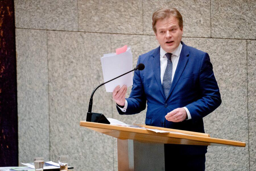 Pieter Omtzigt Wonderkind Of Zorgenkind Van Het Cda Doorbraak Be