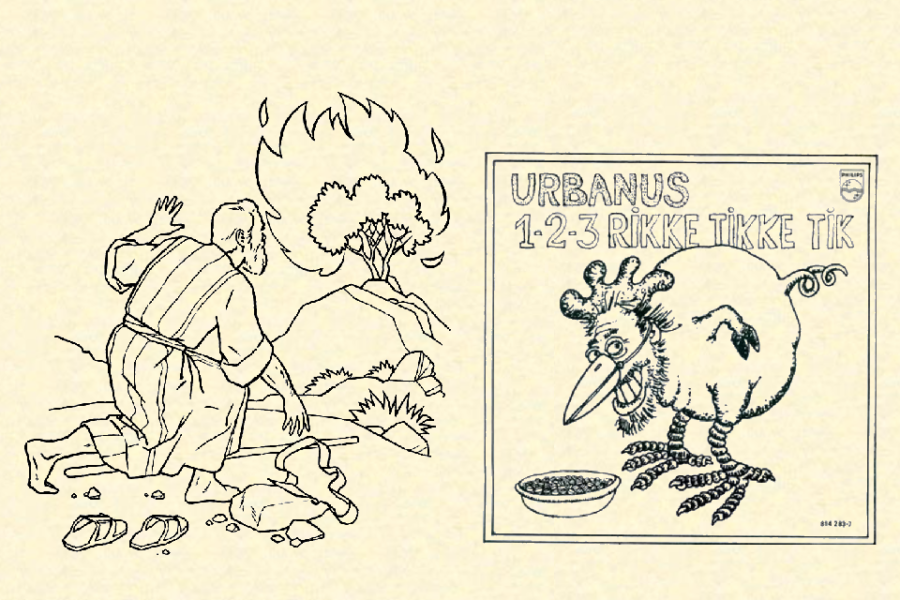 Mozes en Urbanus
