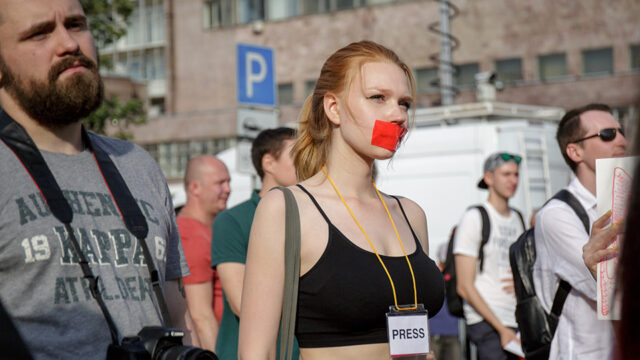 persvrijheid