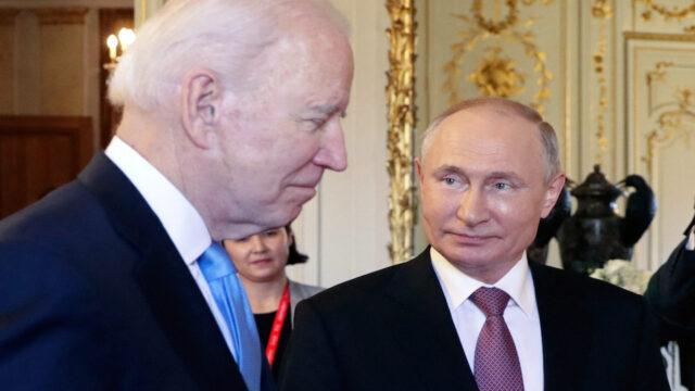 Biden Poetin