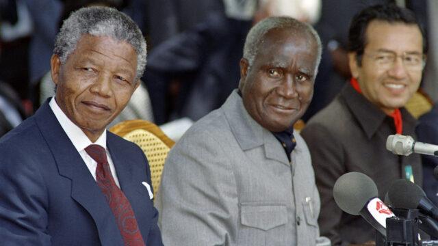 Kenneth Kaunda Zambia
