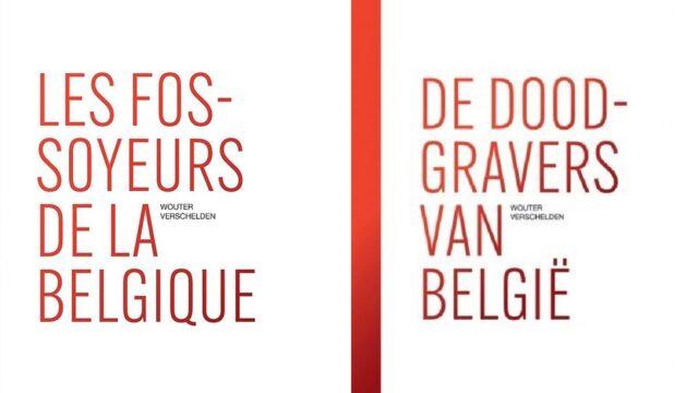 Een goed Belgisch boek verschijnt in twee talen!