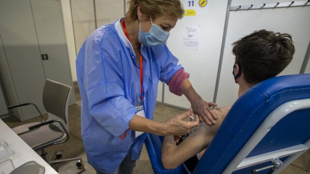 vaccinatie 12-15 jarigen