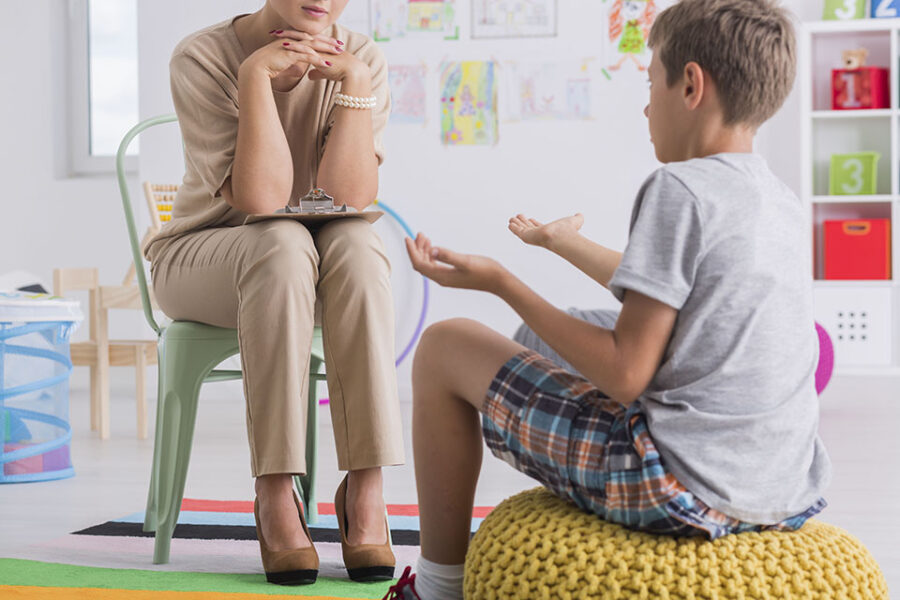 kinderpsychiatrie