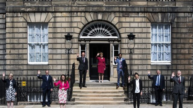 Schotse onafhankelijkheid