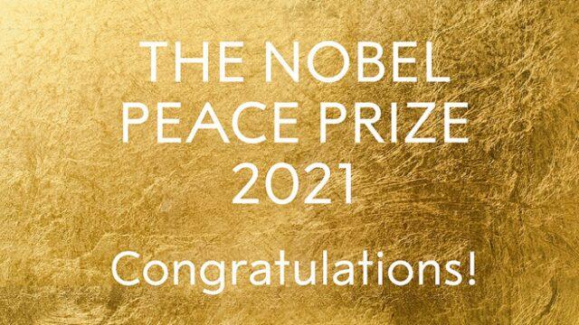 Nobelprijs voor de Vrede